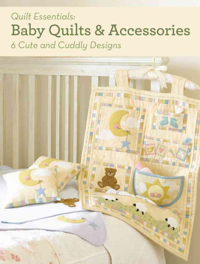 Baby Quilts and Accessories By Gaudet, Barri Sue